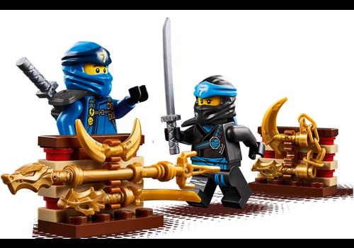 Lego Ninjago - QG Terrestre des ninjas