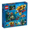 Lego City Oceans - Le sous-marin d'exploration océanique