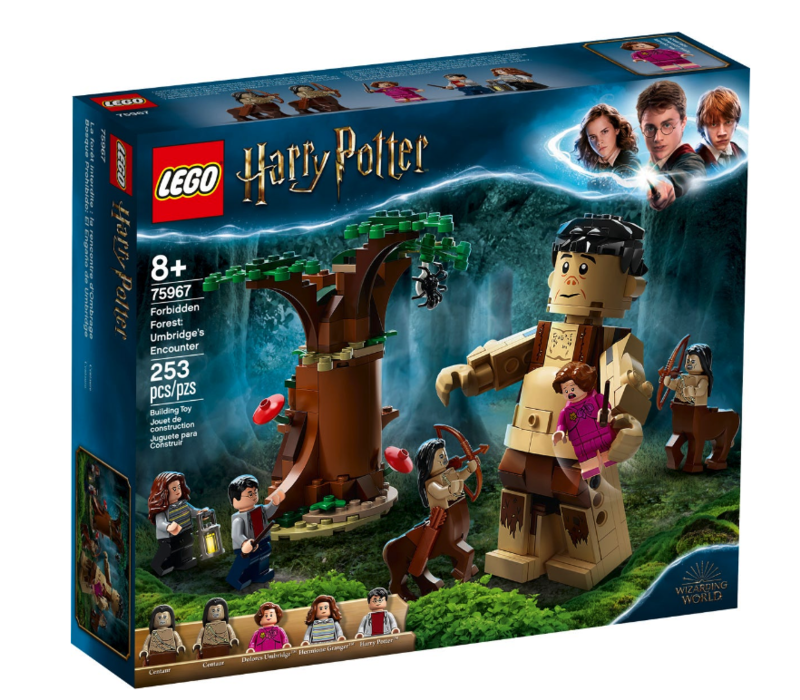 Harry Potter Forbidden Forest: Umbridge's Encounter