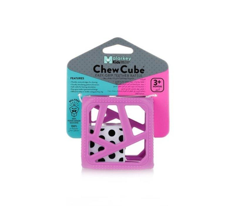 Chew cube Mauve
