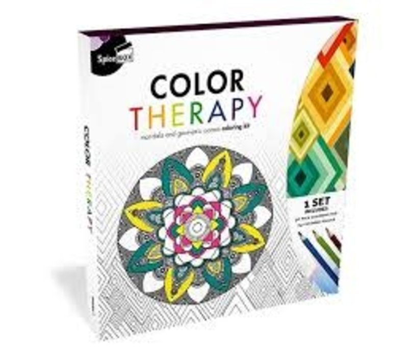 Color Therapy - Color your wolrd