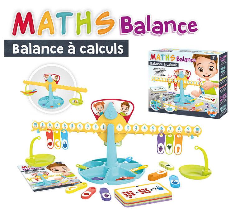 Buki - Balance à calculs