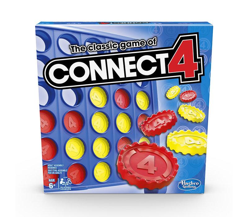 Jeu Connect 4 bilingue