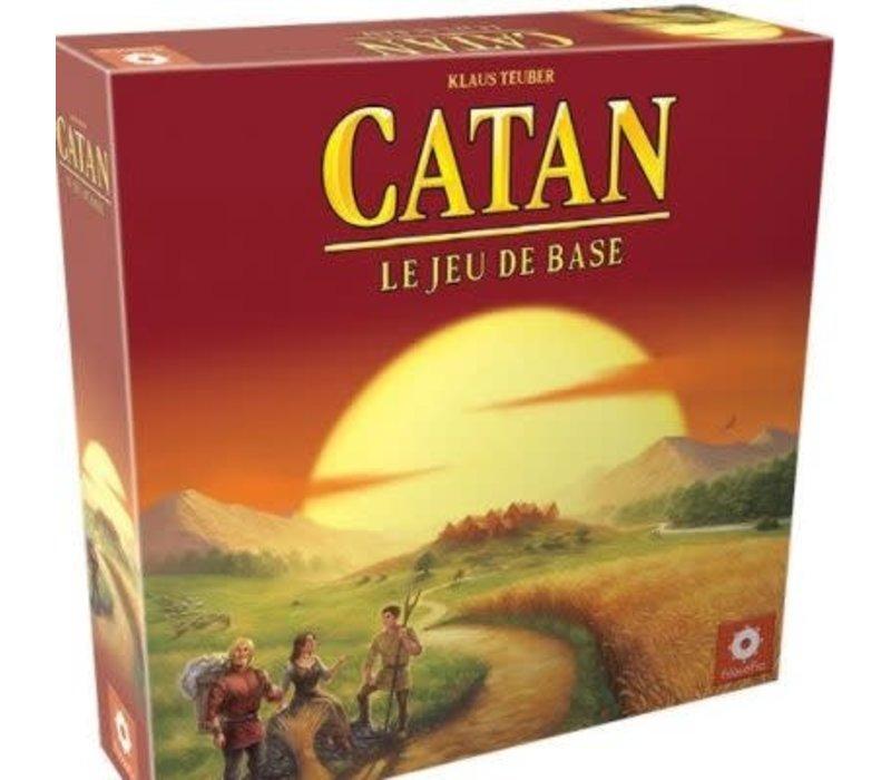 Catane - Le Jeu De Base