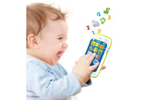 Clementoni Téléphone intelligent pour bébé