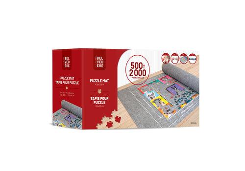 Tapis pour casse-tête 500-2000 morceaux - Puzzle roll-up