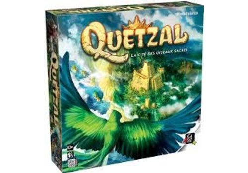 Gigamic Quetzal