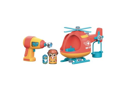 Educational Insight Design & Drill Bolt Buddies Helicopter