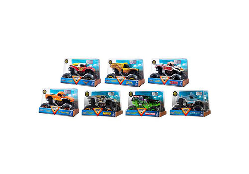 Monster Jam - Voiture de collection 1:24 assortis