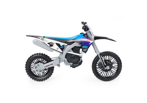 Super cross - SX 1:10 moto assortis