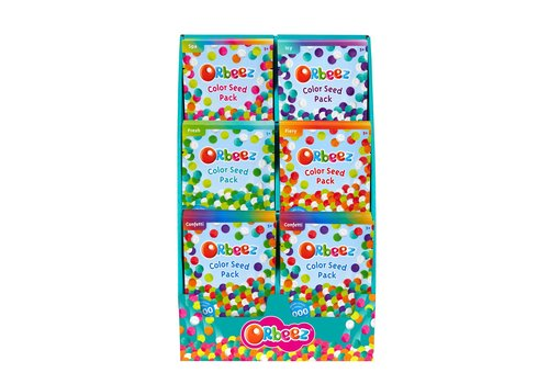 Orbeez - Colors seed pack