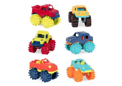 Battat / B brand B. Active - Mini camions Monstre