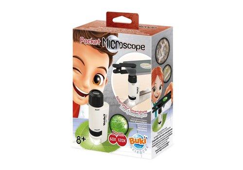 Buki Buki - Microscope de poche 120x