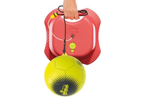 _Swingball - Reflex soccer All surface Rouge