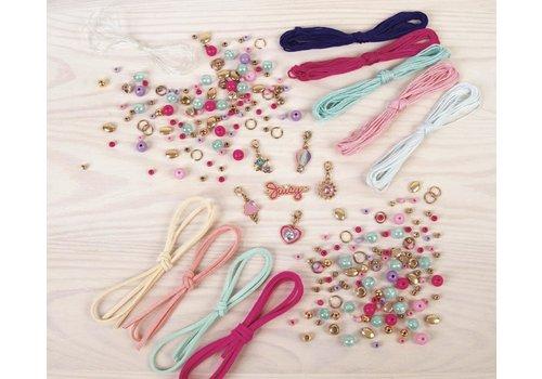 Make it Real Juicy Couture Bracelets cristaux ensoleillés