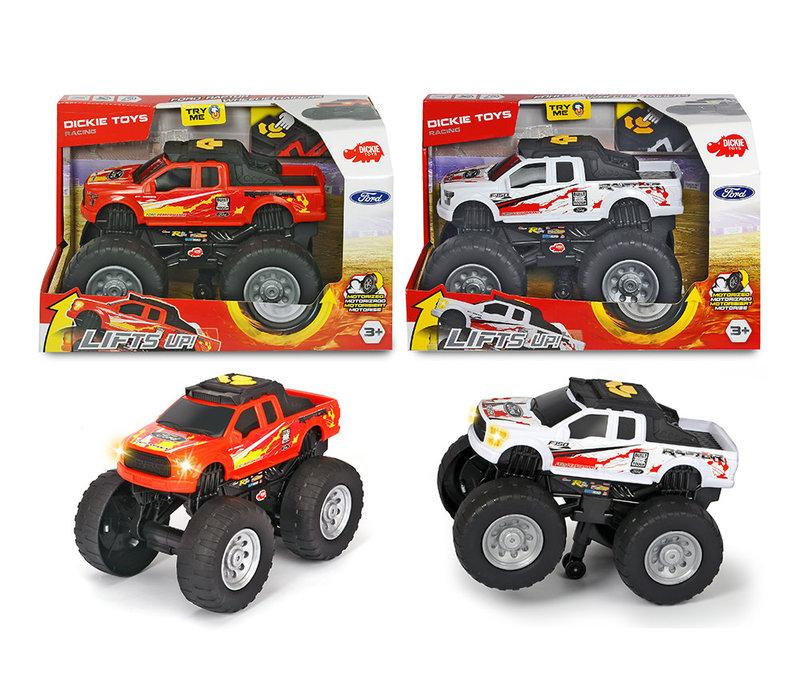 Dickie-Racing Ford Raptor-Wheelie S&L 25.5 cm