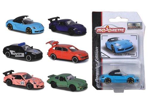Majorette Majorette - 1:64 Voiture Porsche Premium