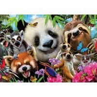 Casse-tête 300 pièces - Selfie d'amis