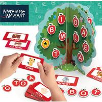 Apprendre c'est amusant - L'arbre des lettres Version française
