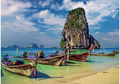 Educa Casse-tête 2000 pièces - Krabi, Thaïlande