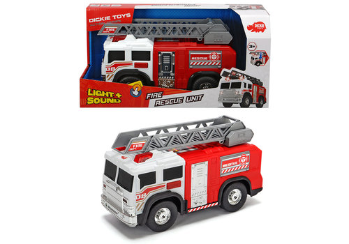 Action Series - Camion de pompier 30 cm