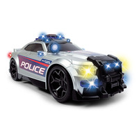 Action Series-Police Street Force S&L 33 cm
