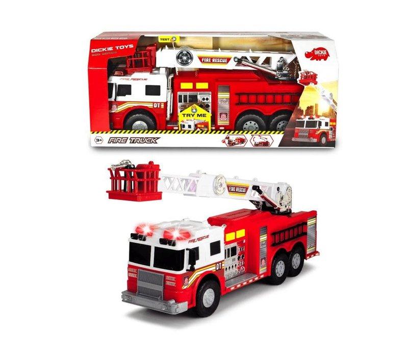 Dickie - SOS Camion de pompier S&L 62 cm