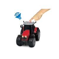 Dickie-Tracteur Massey Ferguson 8737 S&L 42cm