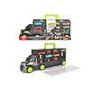 Dickie-City Petit Camion Valise de rangement 43 cm