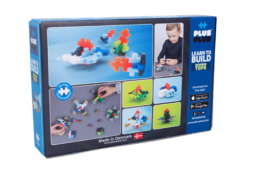 Plus-Plus plus plus Learn to build - Spinning Top