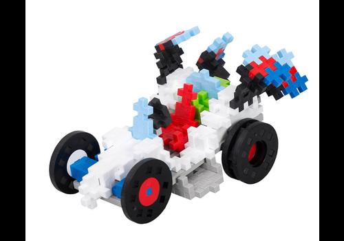 Plus-Plus Plus Plus Go ! Learn to build vehicles - Apprendre à construire - véhicules