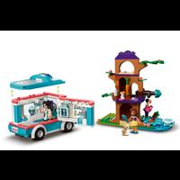 Friends - L'ambulance de la clinique vétérinaire