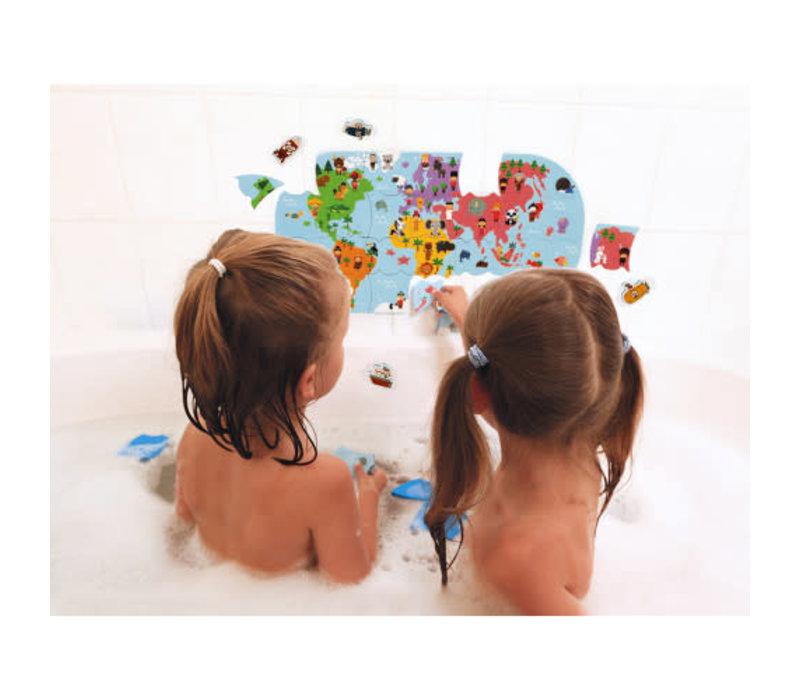 Bath Explorers Map