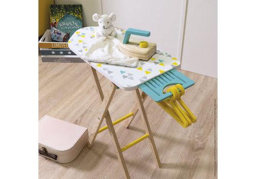 Janod Ironing Board - Table à repasser en bois