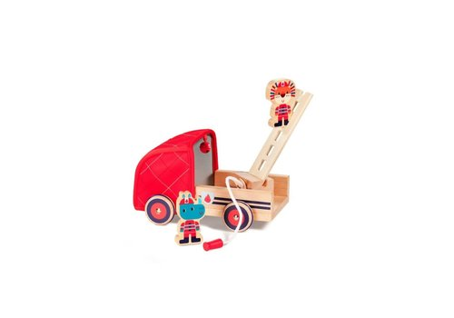 Lilliputiens Marius Fire Engine