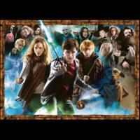 Casse-tête 1000 morceaux - Harry Potter et les sorciers