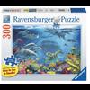 Ravensburger Casse-tête 300 Pièces Larges - La vie sous la mer