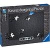 Ravensburger Casse-tête 736 morceaux -Krypt Noir