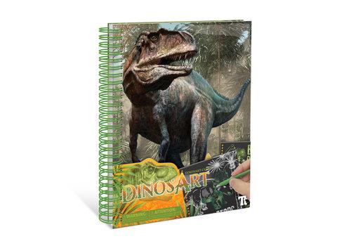 DinosArt DinosArt - Tableaux à gratter