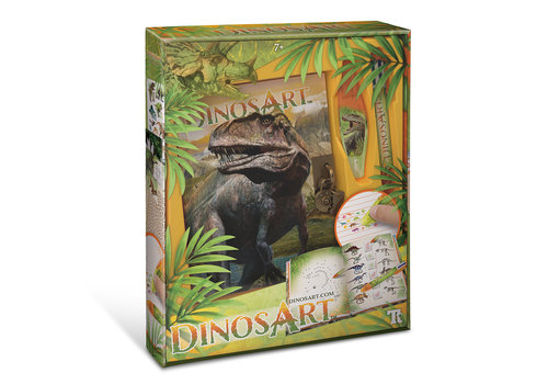 DinosArt DinosArt - Journal intime