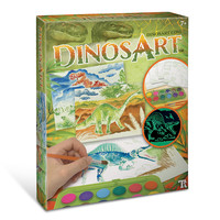 DinosArt - Aquarelle magique