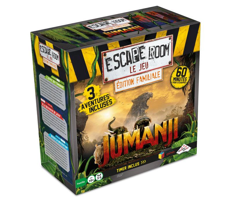 Escape Room Coffret de base Jumanji