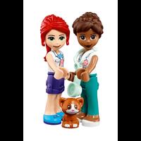 Friends - La clinique vétérinaire de Heartlake City