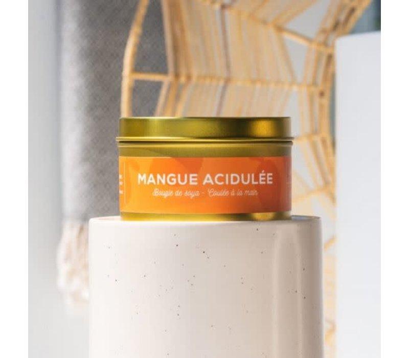 Chandelle 8 oz - Mangue Acidulée