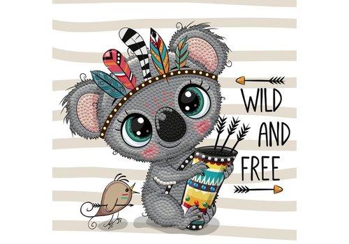 DOTZ BOX - Wild & free -Medium
