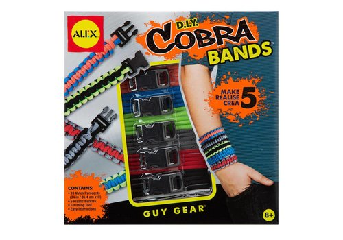 """Alex-Bracelets """"Cobras"""""""