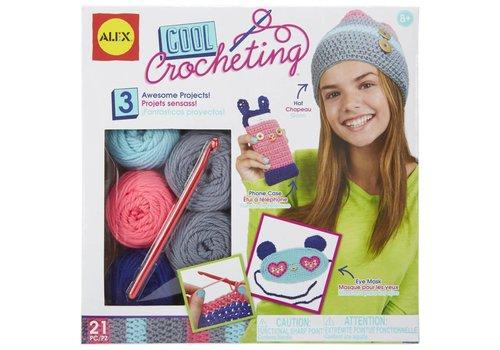 Alex ALEX Toys Craft Cool Crocheting Kit