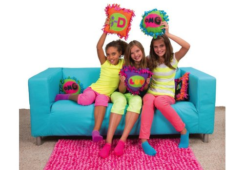 ALEX Toys Craft Pillow Text – LUV