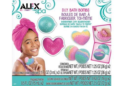 Fabrique boules de bains