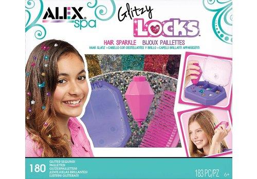 Alex Spa - Bijoux paillettes pour cheveux